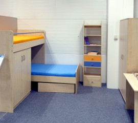 Dětské postele Donald