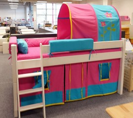 Dětská postel Sendy