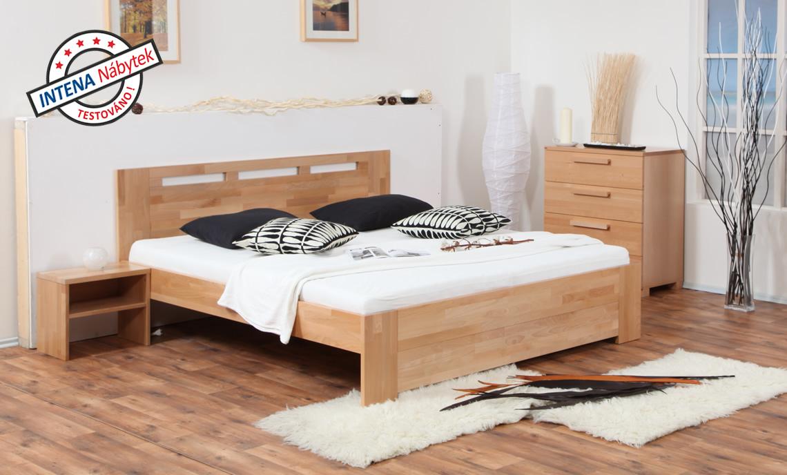 Dřevěné postele v Ostravě