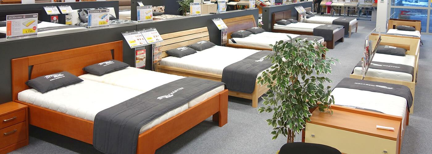 Od 1.února jsme v Ostravě otevřeli novou prodejnu postelí, zdravotních matrací a dětského nábytku