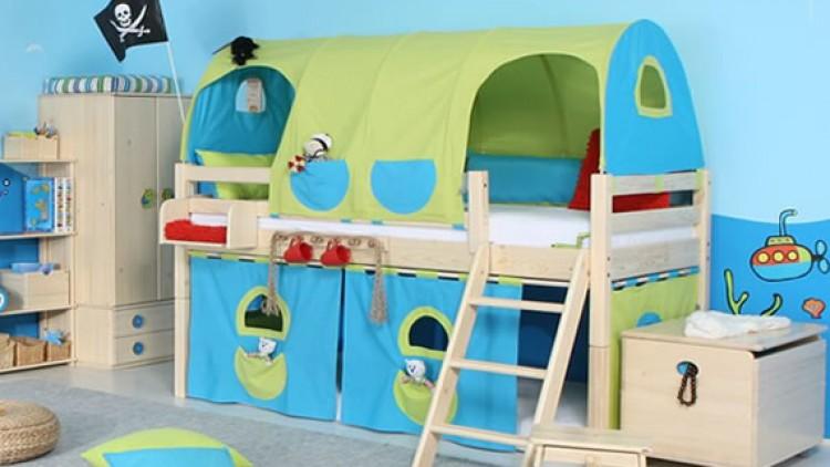 Dětské postele z masivu v Ostravě
