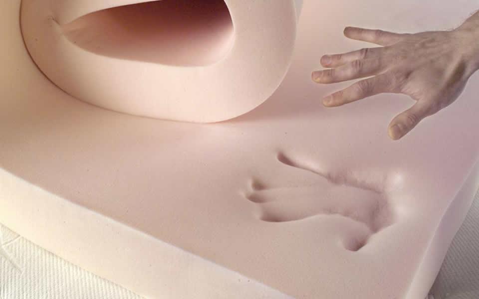 Matrace s línou paměťovou pěnou