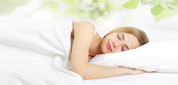 O zdravém spaní