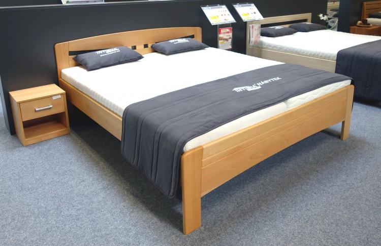 Oblíbená postel z masivu Evita 6