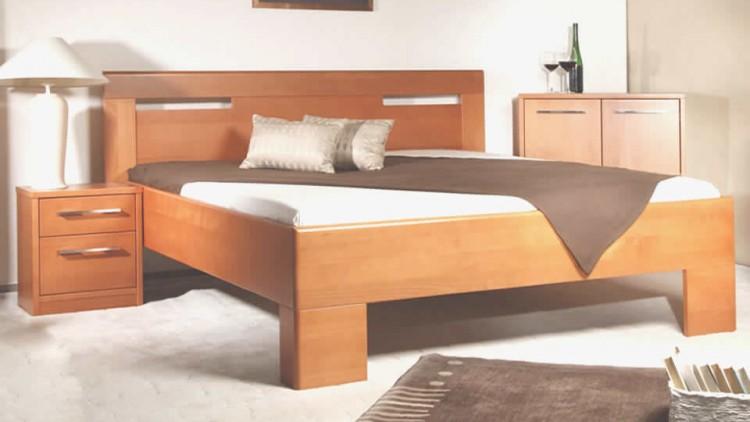 Dřevěné postele z masivu v Ostravě