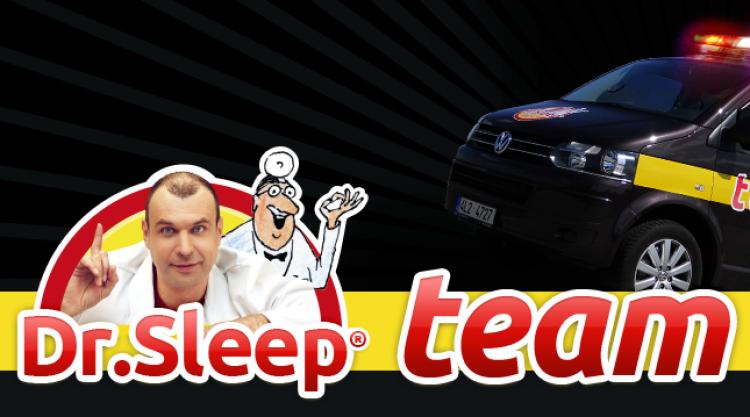 Dr.Sleep na prodejně INTENA v Ostravě
