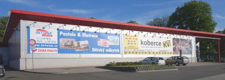 Nová prodejna postelí a matrací v Ostravě